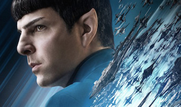 Spock and Chekov Get Their Own Star Trek Beyond Character Posters