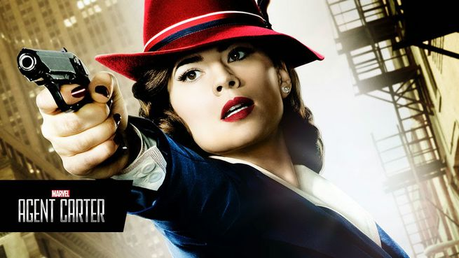 Fans Start Petition to Bring the Recently Cancelled Agent Carter to Netflix!