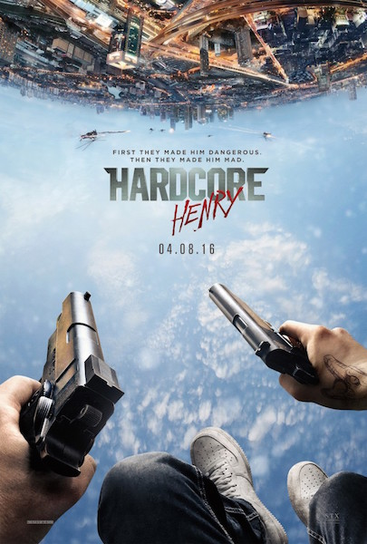 Movie Review – HARDCORE HENRY