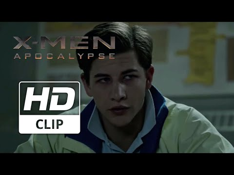 Cyclops Mutant Powers Blast Their Way Into his Life in this Sneak Peek at X-Men: Apocalypse