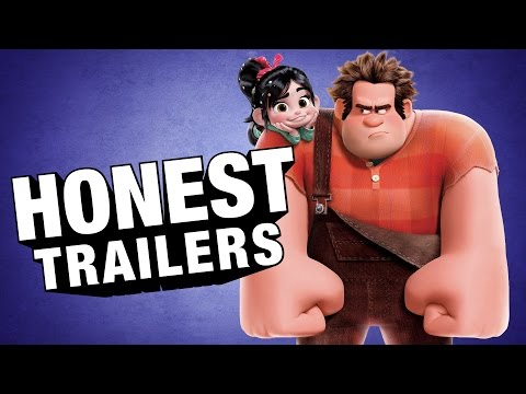 'Wreck-It Ralph' gets an Honest Trailer