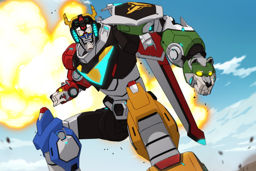New Voltron: Legendary Defender Trailer is Here