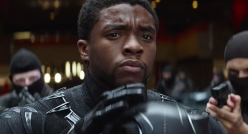 BLACK PANTHER to Include Flashbacks of T'Challa in 1990's America