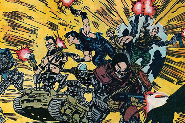 Reavers Confirmed for Third Wolverine Film, Logan!