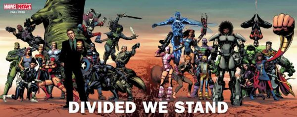 Marvel's Divided We Stand Has Some Very Interesting and Unexpected Players Involved!