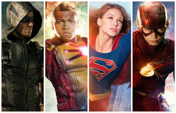 Trilogy Spoilers! – 5-Minute DC TV Season Finales Mashup