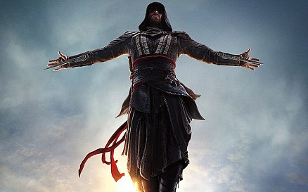 E3 Roundup: 'Assassin's Creed' Movie Goes Behind the Scenes