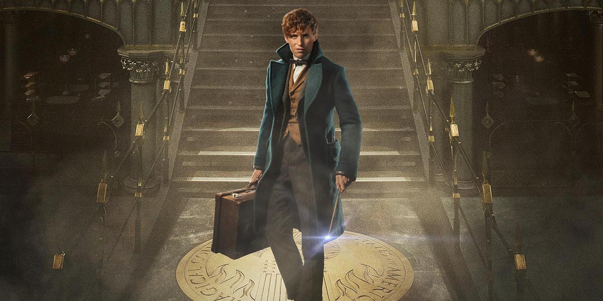 'Fantastic Beasts and Where to Find Them' Will be the First of a Five Part Series