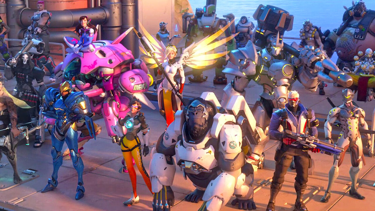 Blizzard Released Extremely Detailed Character Guides for Overwatch