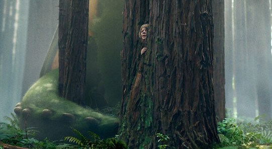 Watch the First Full Trailer for 'Pete's Dragon'