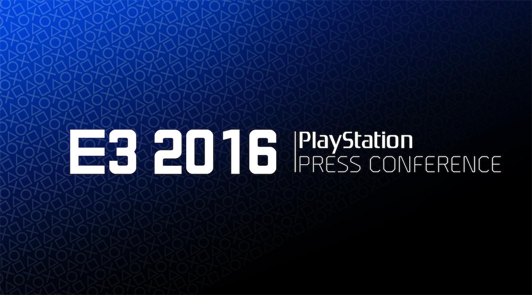 E3 Roundup: Sony