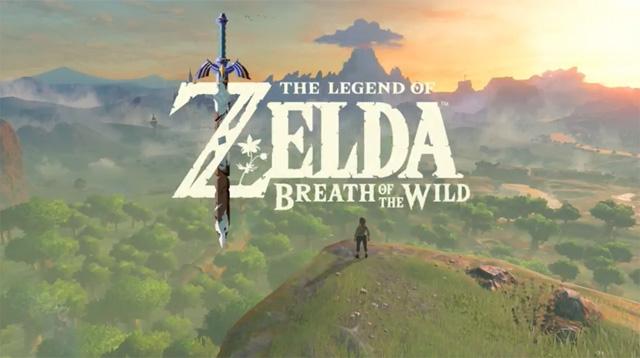 E3 Roundup: 'Legend of Zelda: Breath of the Wild' Trailer