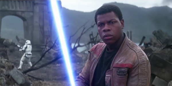John Boyega Cast in Lead for Pacific Rim 2