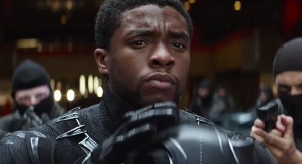Chadwick Boseman Talks About the Origins of The Black Panther!
