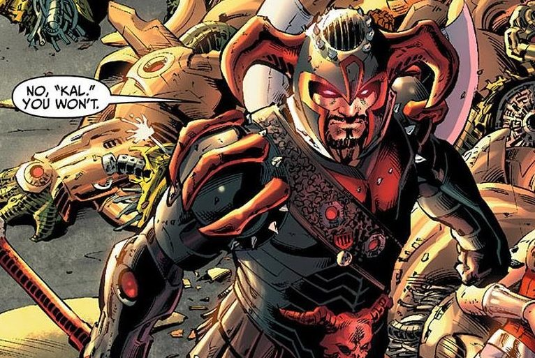 STEPPENWOLF IS THE BIG BAD IN JUSTICE LEAGUE