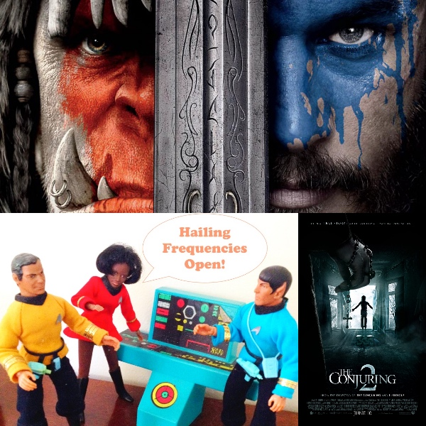WEEKEND BOX OFFICE BREAKDOWN: June 10-12, 2016 – The Conjuring 2 and Warcraft Take Top Spots