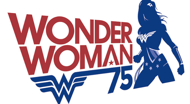 Wonder Woman Celebrating 75 Years With a New Logo from DC Comics!