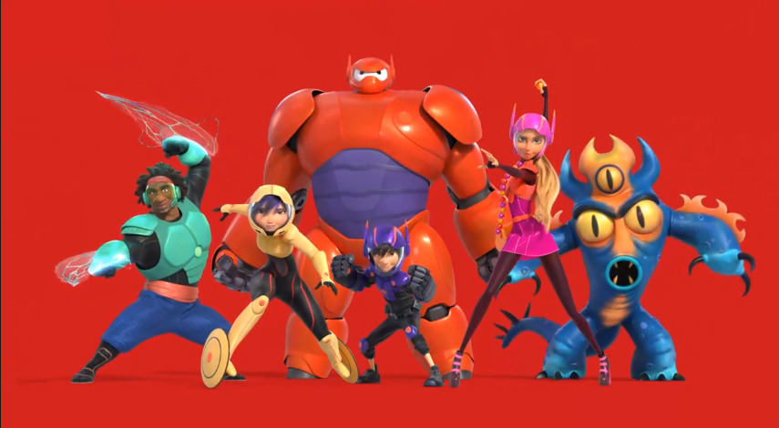 Honest Trailers Takes on the Most Marvely Non Marvel Movie, 'Big Hero 6'