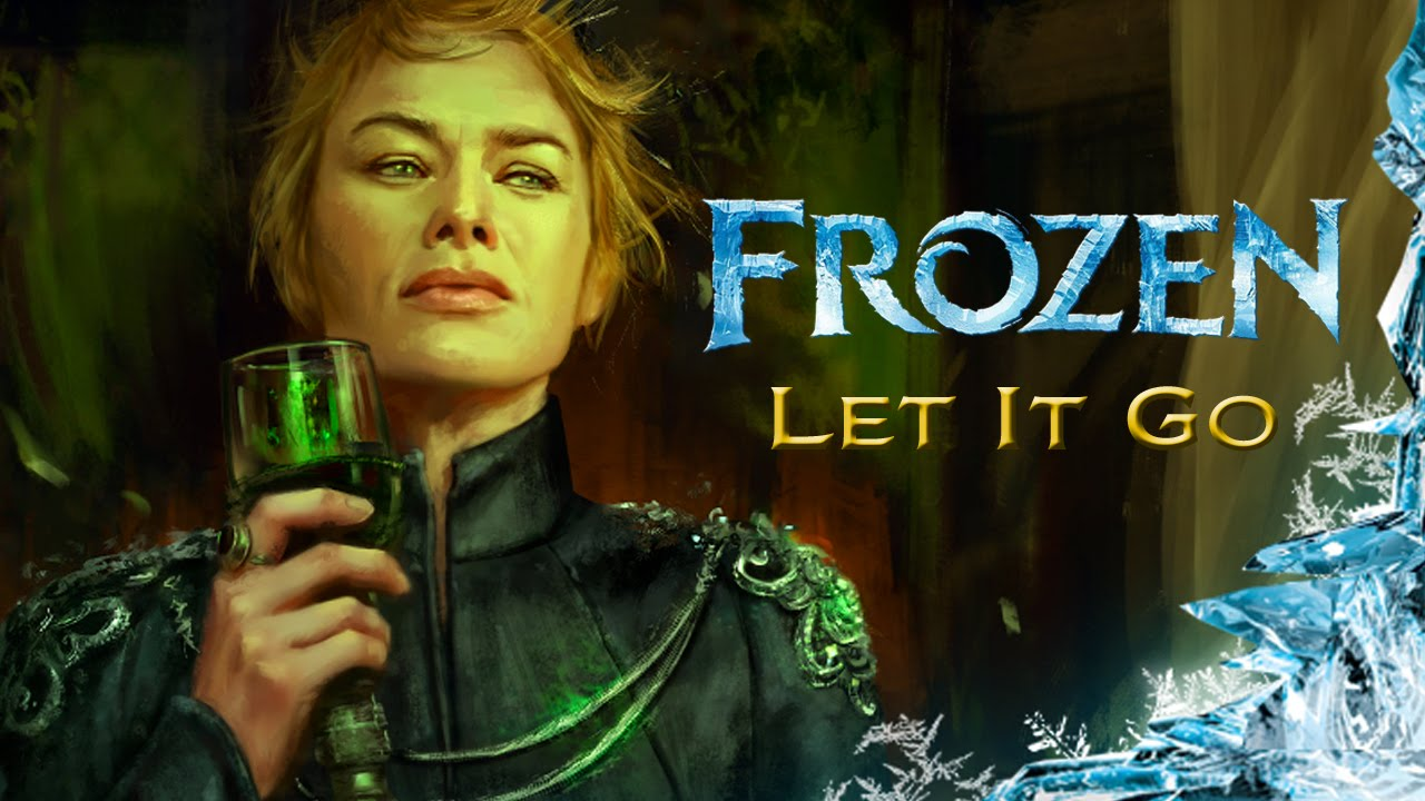 Game of Thrones Meets Frozen in this Dark, Yet Hilarious, Mashup
