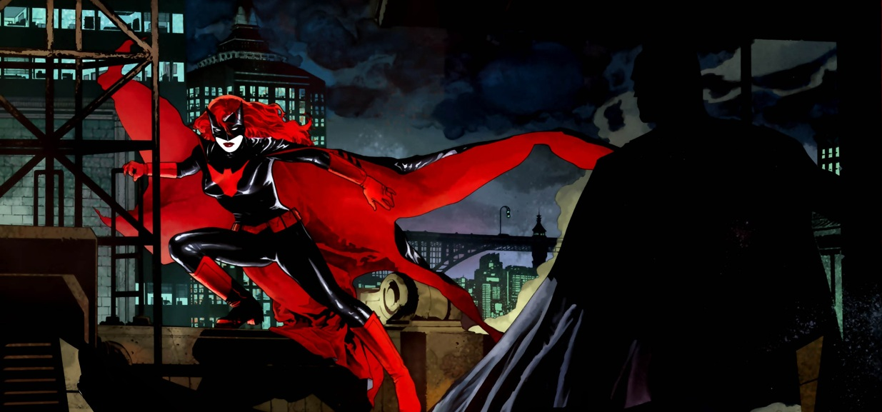 Batwoman, Oracle, Batman and More Rumored to be Coming to The CW's DC Universe!
