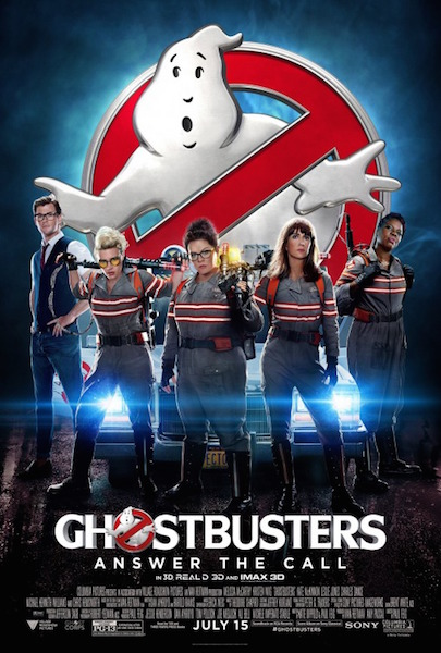 Movie Review – GHOSTBUSTERS