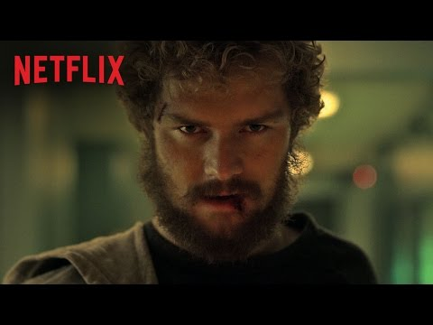 OUR FIRST LOOK AT IRON FIST AND ITS GLORIOUS!