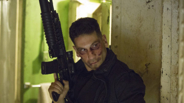 NETFLIX AND MARVEL RUMORED TO BE CASTING MICROCHIP FOR PUNISHER!