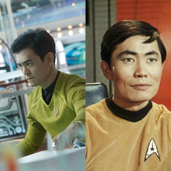 Sulu Is Openly Gay in Star Trek: Beyond According to John Cho