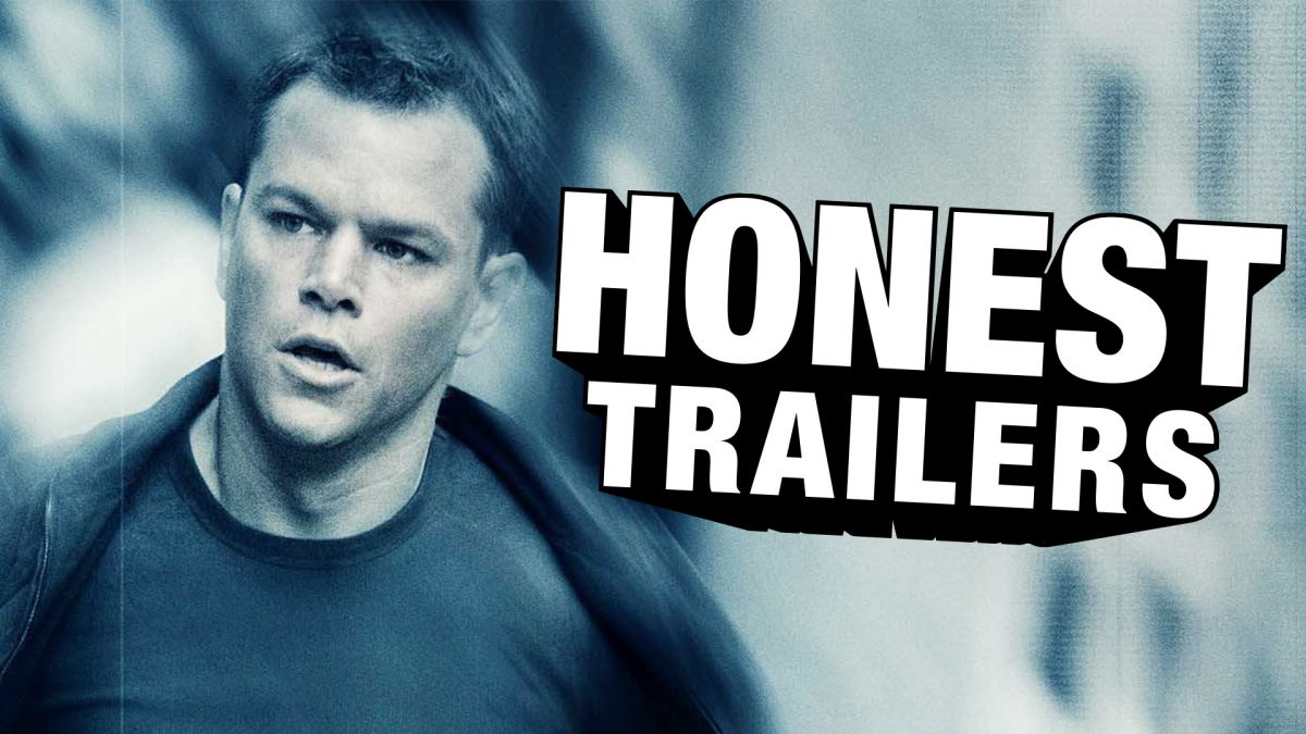 Honest Trailers Takes on the Bourne Trilogy
