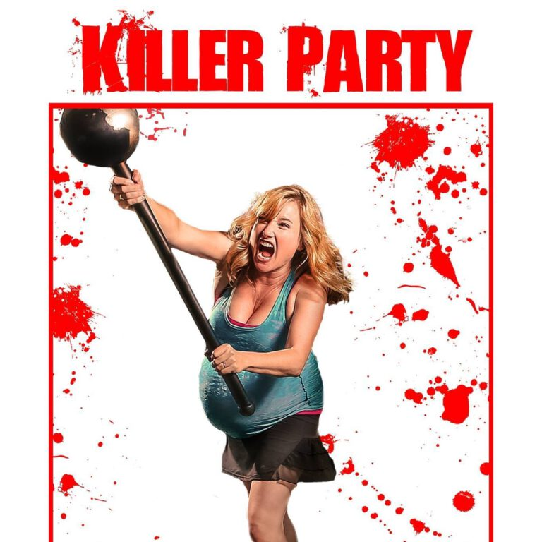 5 Questions With Killer Party Actress & Producer Rachael Drummond!