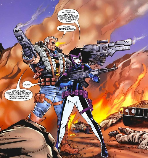 Kyle Chandler and Mackenzie Davis Rumored for Role of Cable and Domino in Deadpool 2!