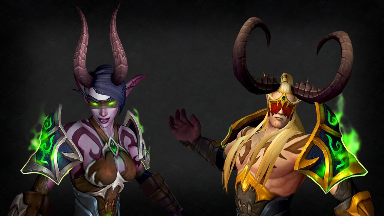 Demon Hunters Go Live Today in World of Warcraft