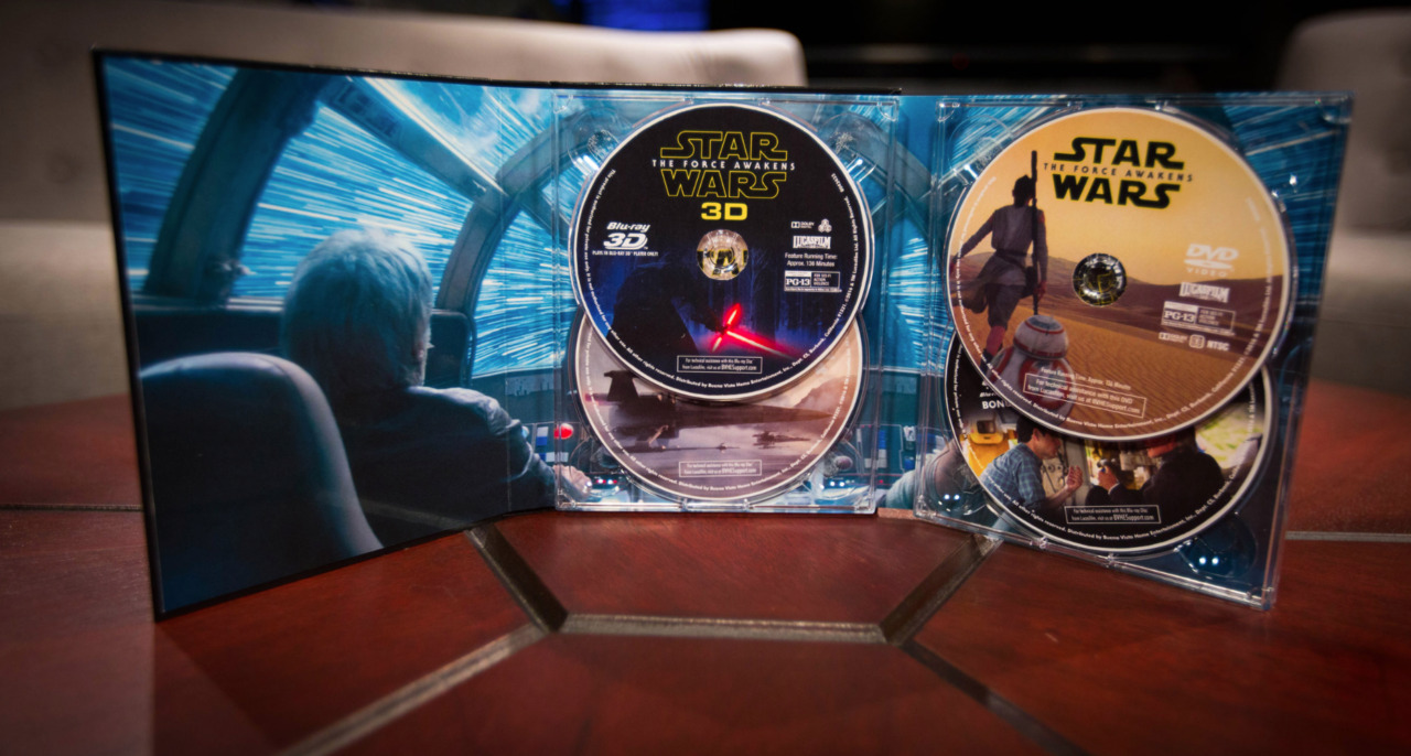 The Force Awakens is Coming to Blu-Ray (Again) with Loads of Extras