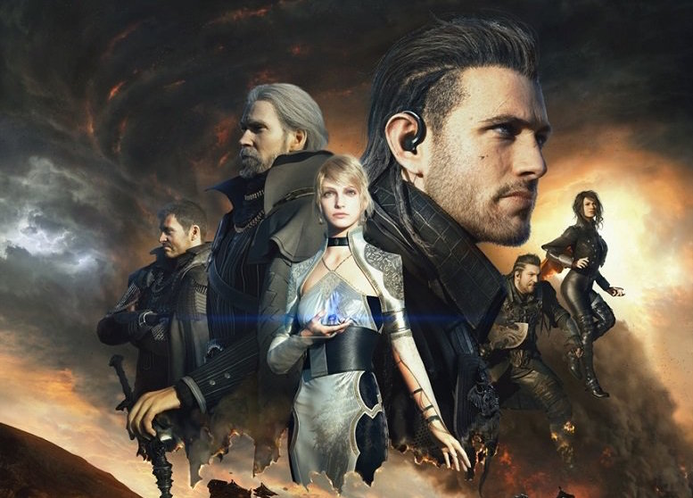 Watch the First 12 Minutes of Kingsglaive: Final Fantasy XV