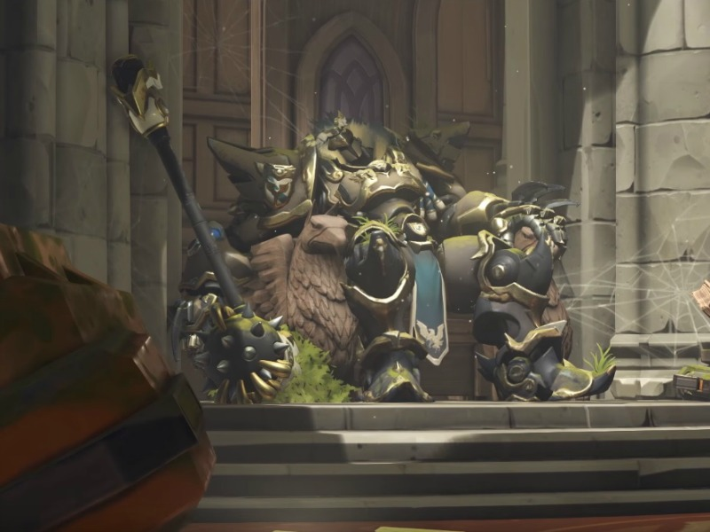 New Assault/Escort Hybrid Map, Eichenwalde, Coming Soon to Overwatch