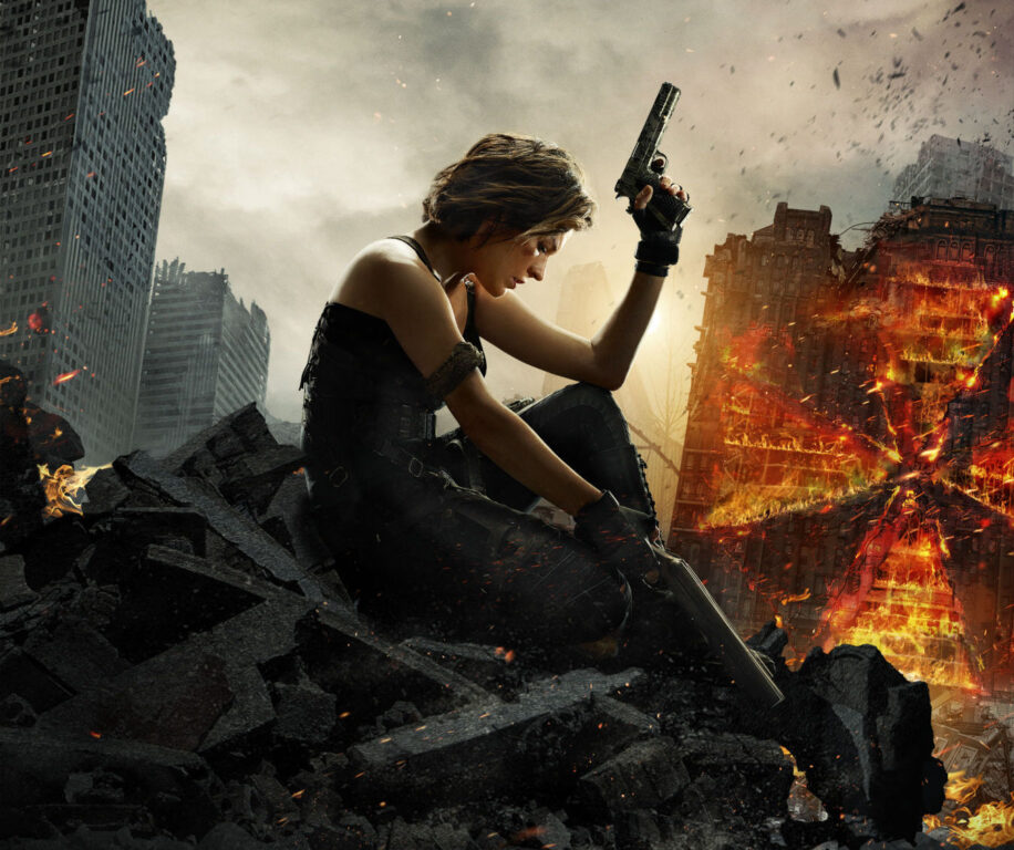 Resident Evil The Final Chapter Now Has A Trailer And Posters