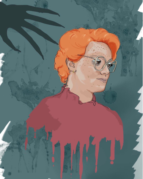 Stranger Things:  The 11 Best Pieces of #JusticeforBarb Fan Art.