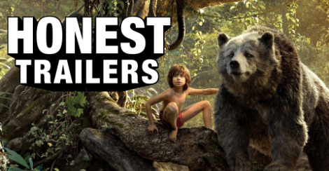 Screen Junkies' Honest Trailers Go For The Jungle Book!