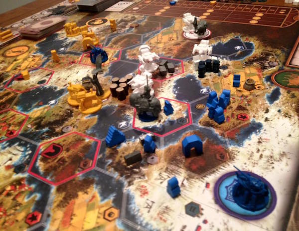 An Evening With Scythe – Will There Be A Second Date?