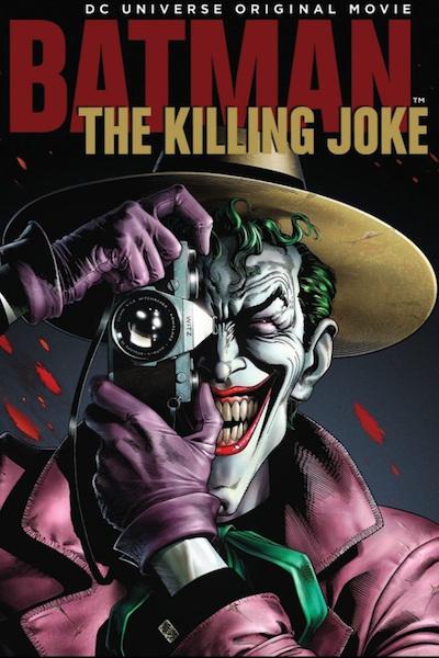 REVIEW: Batman: The Killing Joke