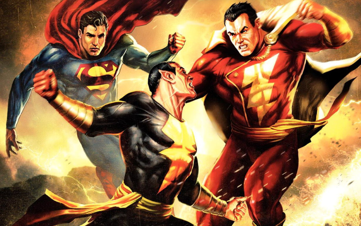 It Looks Like Shazam! Will Be a Part of the Greater DC Extended Universe After All!