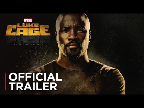 SWEET CHRISTMAS! IT'S OUR FIRST LUKE CAGE TRAILER!