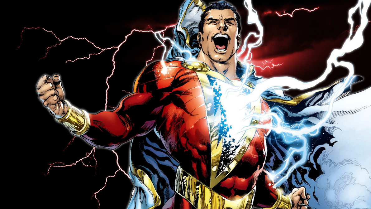 Check Out the First Official Photo from DC's SHAZAM!