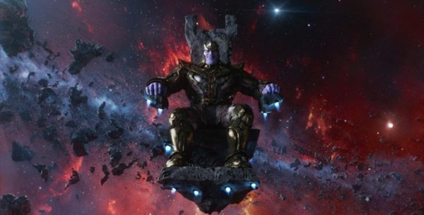 RUMOR — Infinity War Will Feature SPOILER Along with Thanos!