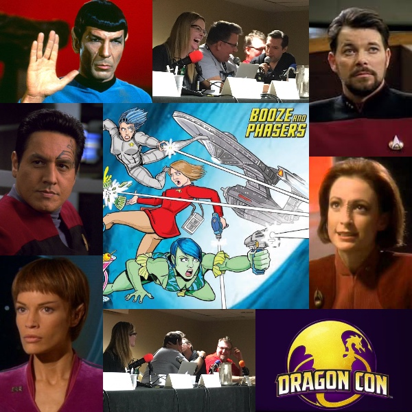 Ep 11 – LIVE from Dragon Con, Favorite Commanders with Guests Brian Bradley, Charles McFall and Joseph Scrimshaw