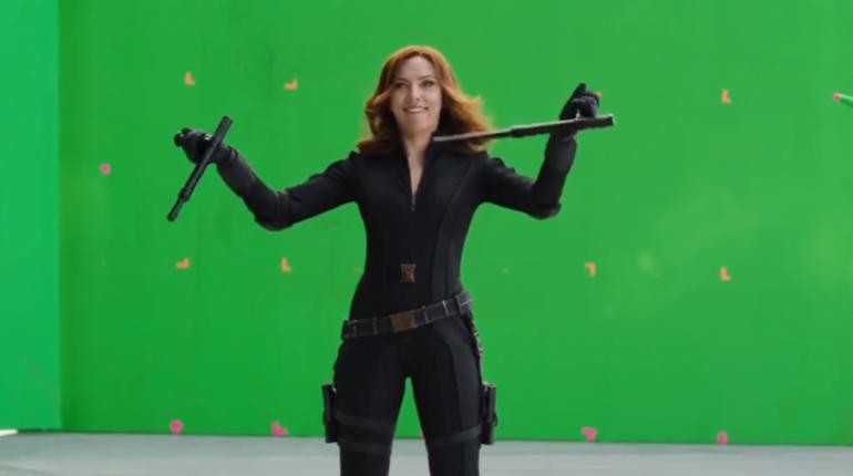 Gag Reel For 'Captain America: Civil War' Reminds Us Filmmaking is Fun