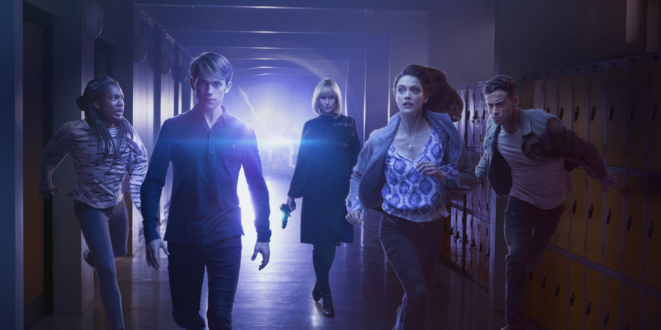 NYCC: We Finally Get a Trailer for the Doctor Who Spinoff, 'Class'