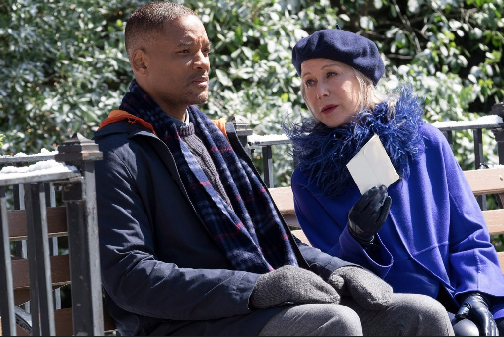 Will Smith Meets Love, Time, and Death in the 'Collateral Beauty' Trailer