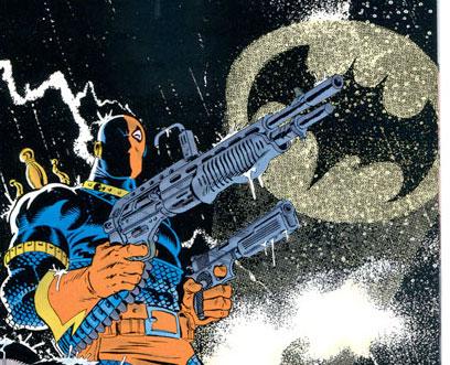 Joe Manganiello is Deathstroke Slade Wilson in Ben Affleck's Batman Film!