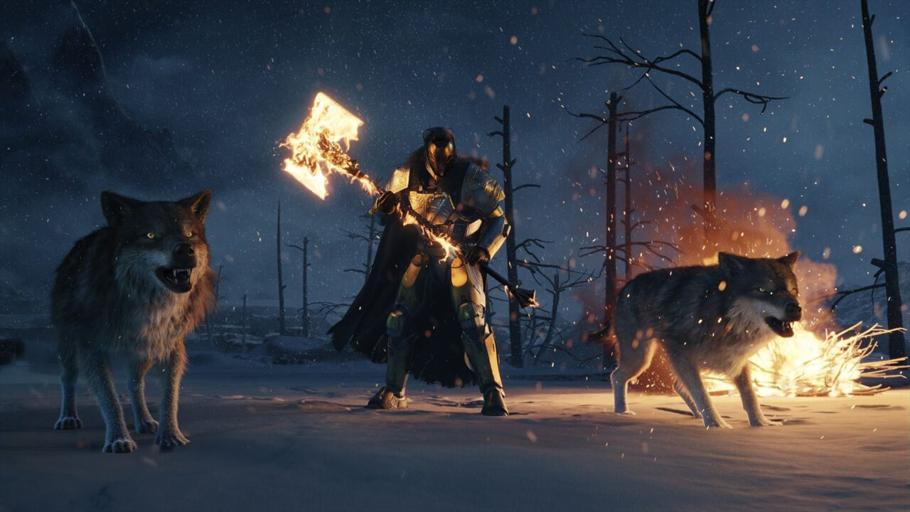 Watch the First 10 Minutes of 'Destiny: Rise of Iron'